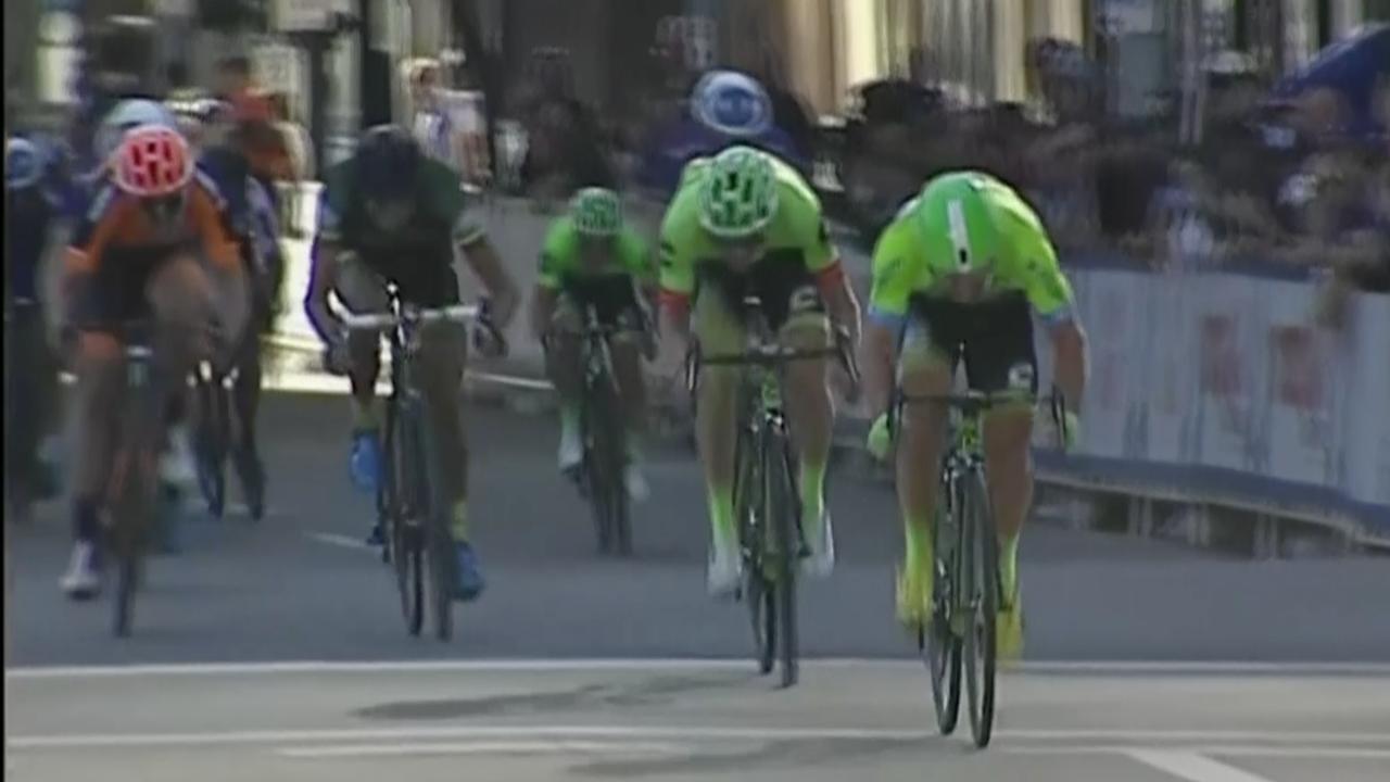 Wouter Wippert behaalt opnieuw ritzege in Ronde van Alberta