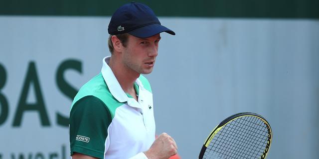 Van de Zandschulp en Griekspoor dicht bij debuut op Wimbledon