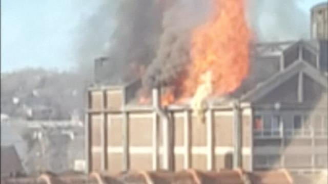 Twee doden door explosie oliezaadfabriek Noord-Frankrijk