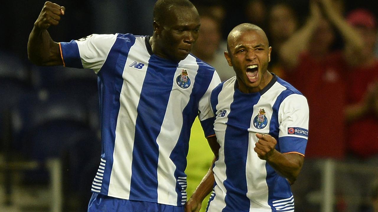 FC Porto-Maccabi (2-0)