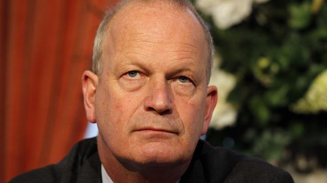 Burgemeester Hoekema van Wassenaar stopt ermee