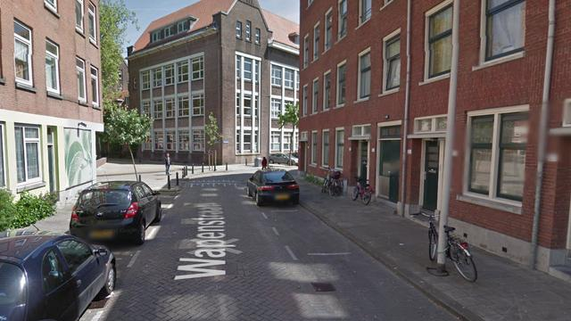 Man gewond en aangehouden na schietpartij op Wapenstraat