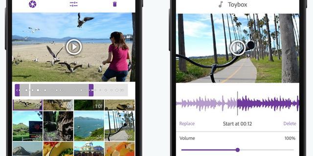 Adobe brengt videobewerkingssoftware Premiere naar Android