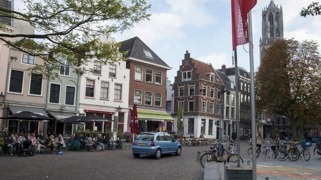 Ondernemers ontstemd over plannen voor autovrij Stadhuisplein