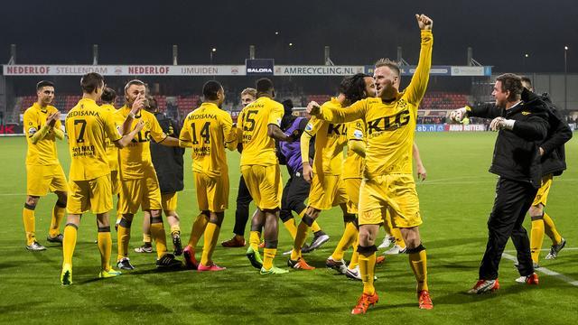 Eerste zege Roda JC sinds augustus, Heerenveen verslaat Willem II