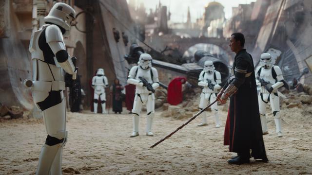 Star Wars-film Rogue One gaat door miljard dollar-grens