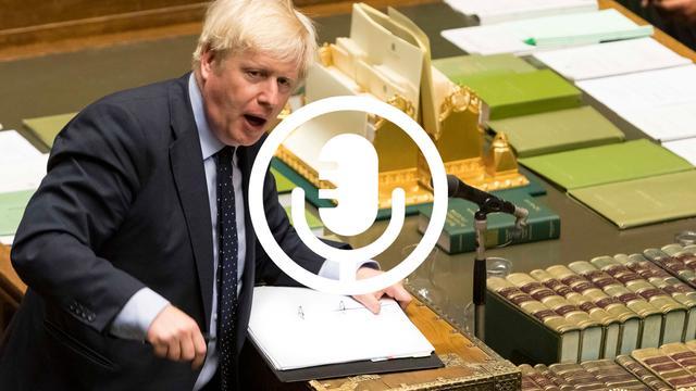 'Johnson heeft z'n lot verbonden aan de Brexit op 31 oktober'