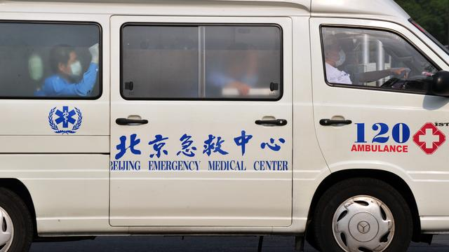 Ambulances in Peking krijgen taximeters