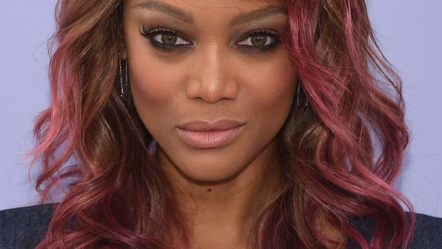 Voormalig supermodel Tyra Banks hoopt dat zoon andere carrière kiest