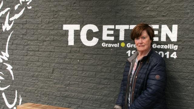 Competitieleider TC Etten benoemd tot erelid