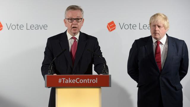 Michael Gove onverwachte kandidaat voor leiderschap Conservatieve Partij