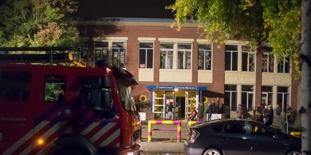 Brandweerpost Zundert simuleert woningbrand