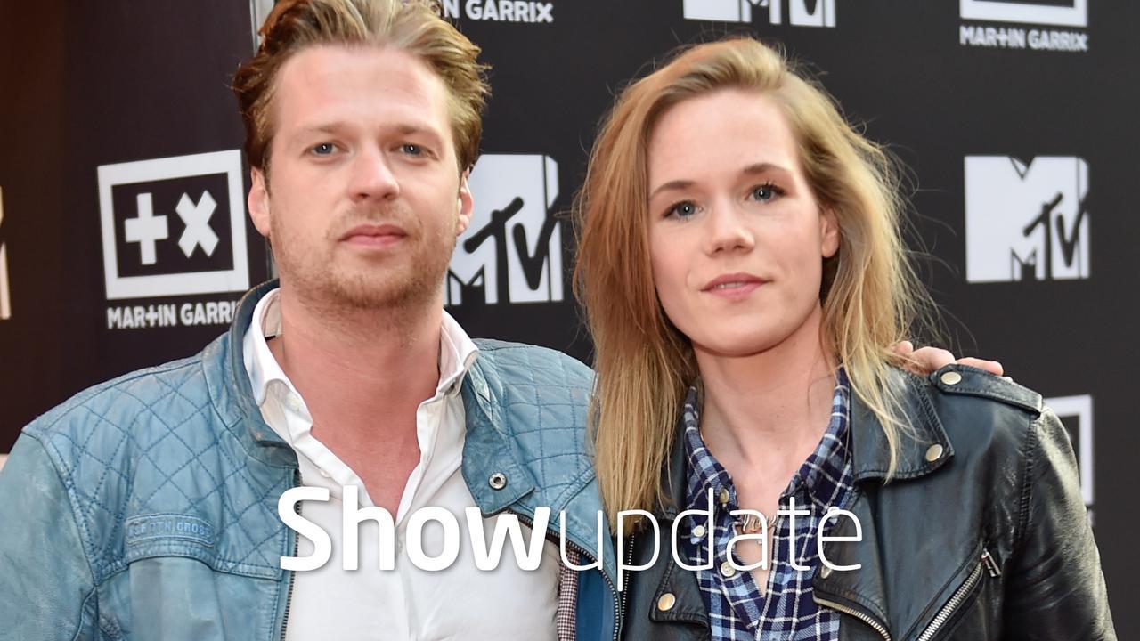 Show Update: Wietze neemt pasgeboren dochter mee naar radiostudio
