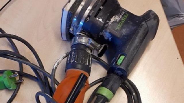 Verdachte op Haarlemmerstraat aangehouden voor stelen gereedschap
