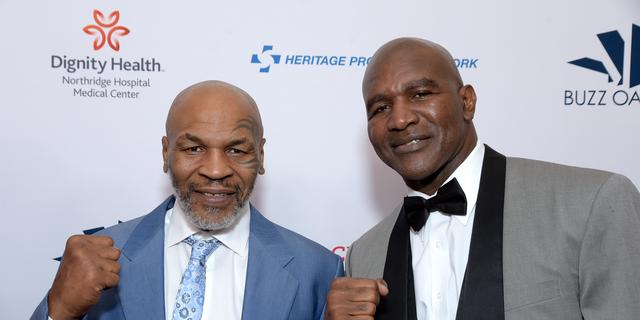 Twee bokslegendes keren terug in de ring: 'Fitheid Tyson is sensationeel'