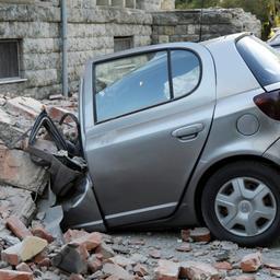 Meer dan zestig gewonden na aardbeving in Albanië