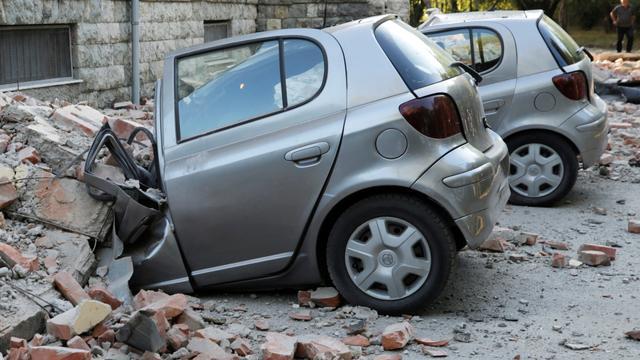 Ruim honderd gewonden in Albanië na 'zwaarste beving in dertig jaar'