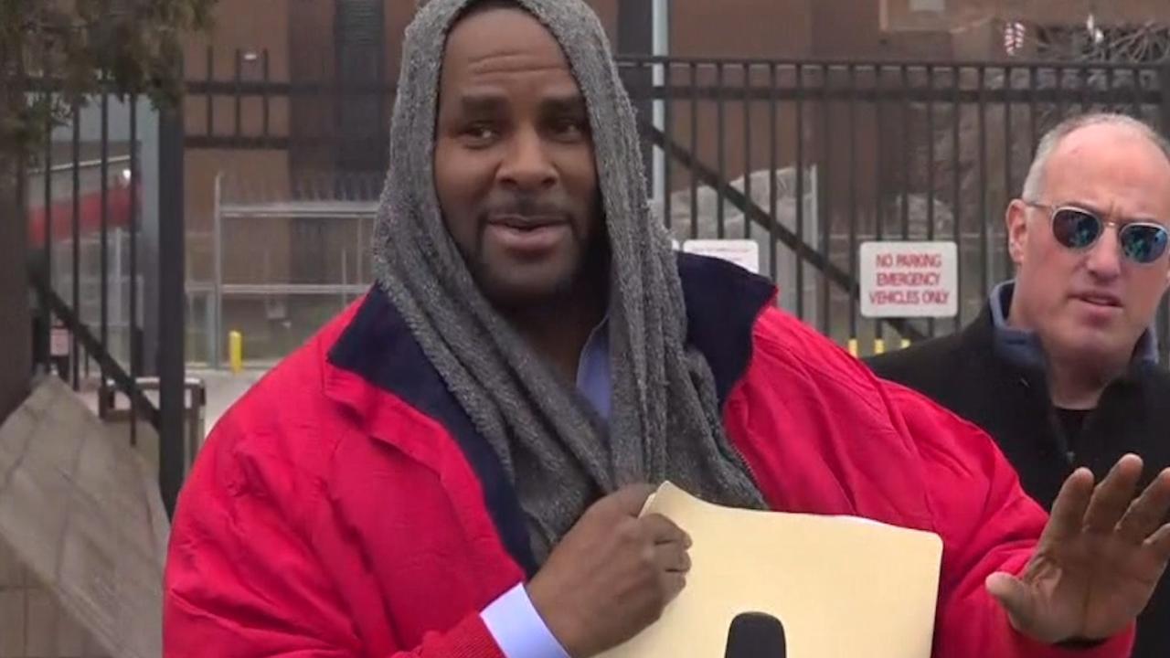 R. Kelly loopt gevangenis uit na betalen alimentatie