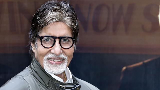 Bollywoodacteur Amitabh Bachchan (77) besmet met coronavirus