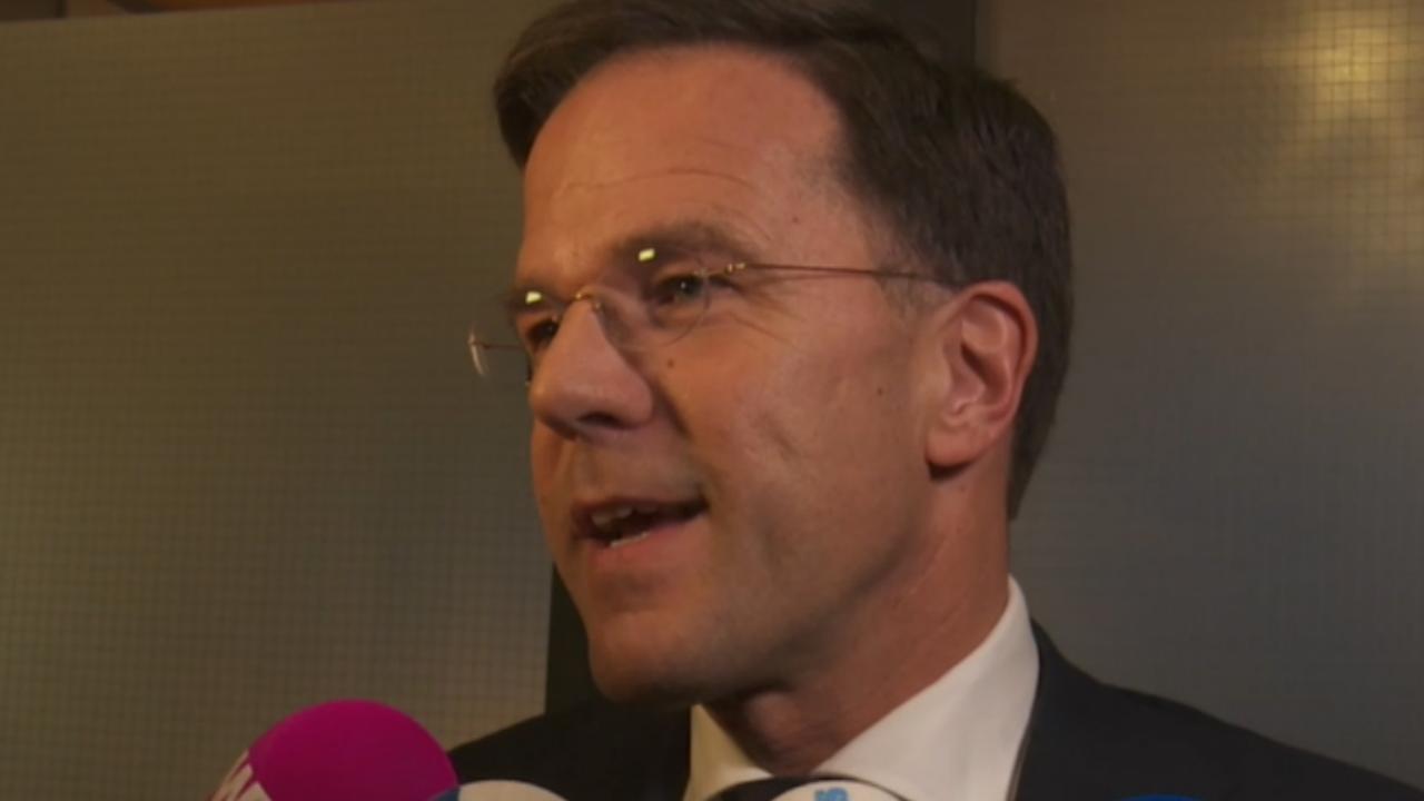Rutte legt uit waarom hij begrip heeft voor aftreden Zijlstra