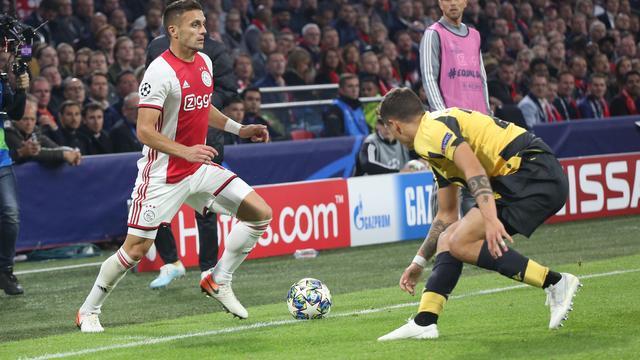 Ajax-aanvoerder Tadic blijft kritisch na 'lekkere overwinning' op Lille