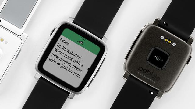 Fitbit blijft Pebble-smartwatches tot juni ondersteunen