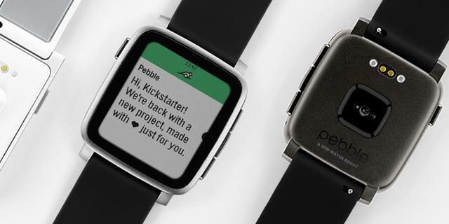 'Smartwatch Pebble Time 2 verschijnt niet door overnameplannen'