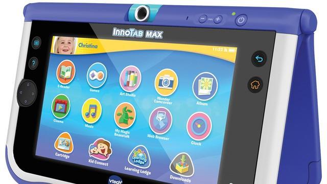 'Kindertablet van Vtech kwetsbaar voor datadiefstal'