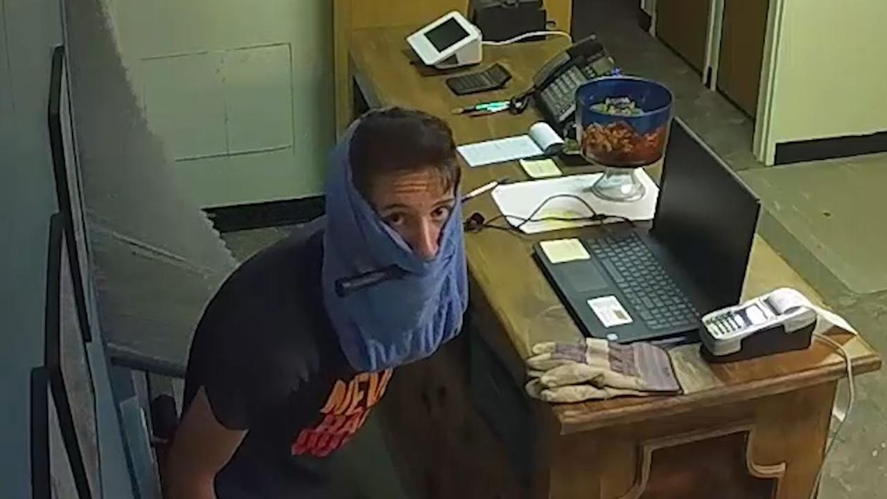 Texaanse politie zoekt inbreker met onderbroek als masker