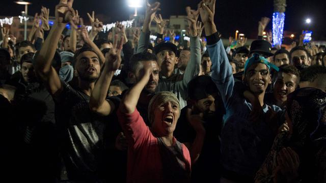 Gratie voor ruim honderd veroordeelde activisten uit Marokkaans Rifgebied