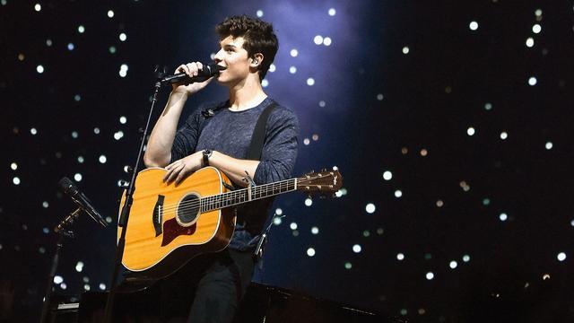 Shawn Mendes geeft maart 2019 concert in Ziggo Dome