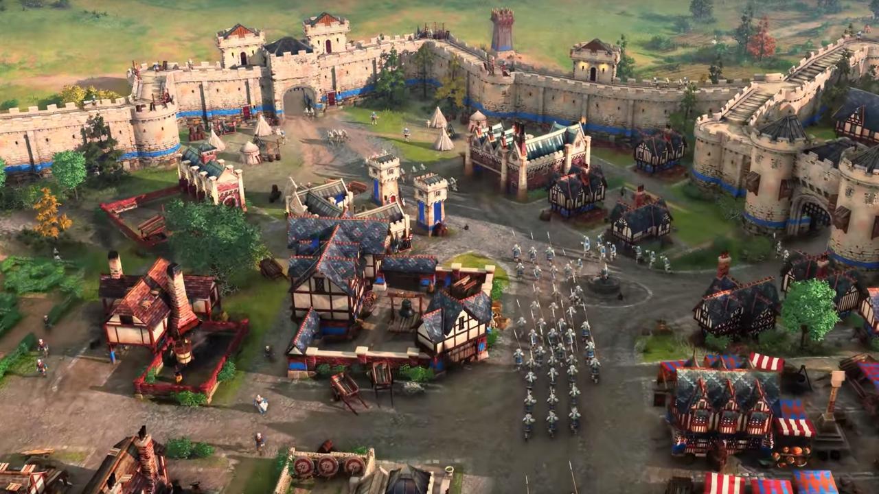 Mongolen bestormen Brits kasteel in trailer Age of Empires IV