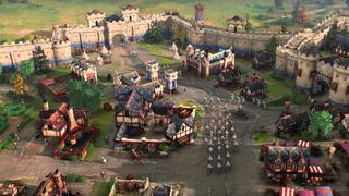 Mongolen bestormen Brits kasteel in trailer Age of Empires IV