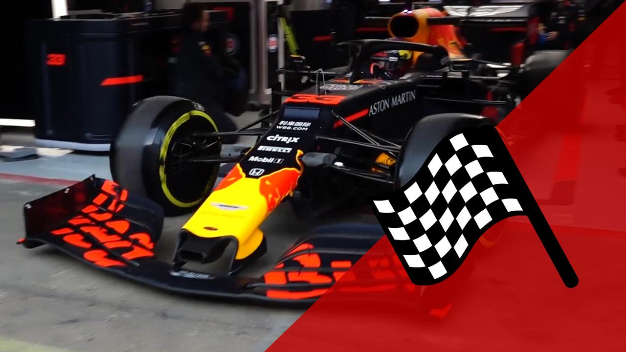 Testdagen F1: 'Nog gat tussen Red Bull en Mercedes en Ferrari'