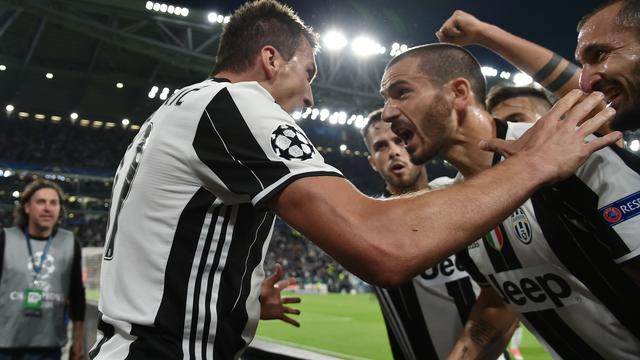 Juventus ten koste van AS Monaco naar Champions League-finale