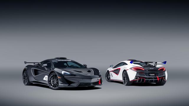 McLaren bouwt speciale serie van 570S