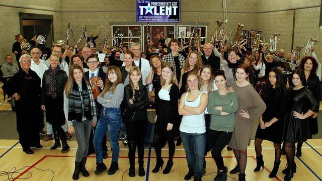 Prinsenbeek's Got Talent keert terug met promsconcert