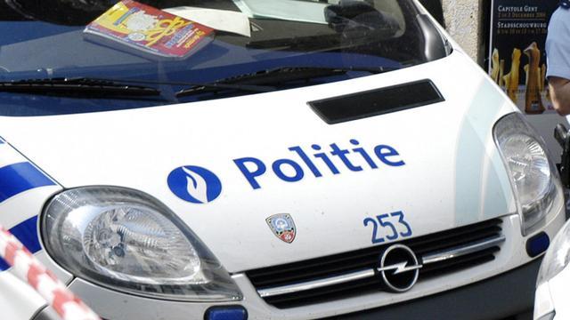 Dief steelt auto met baby erin in België