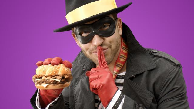 McDonald's brengt 'Hamburglar' na dertien jaar terug