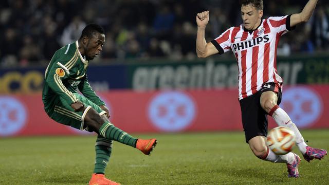 Roda JC huurt Nigeriaan Ajagun van Panathinaikos