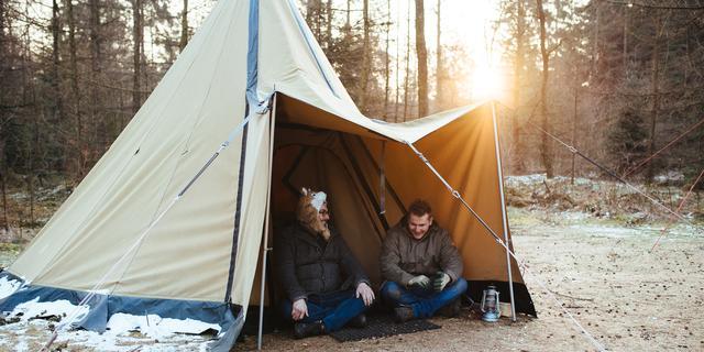 Waarom steeds meer mensen in de winter kamperen