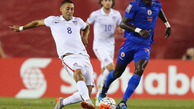 Dempsey helpt Verenigde Staten ook langs Haïti op Gold Cup