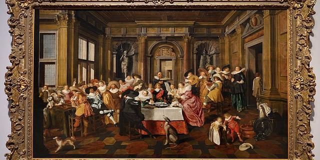 Frans Hals Museum koopt schilderij terug van erven Joodse zakenman