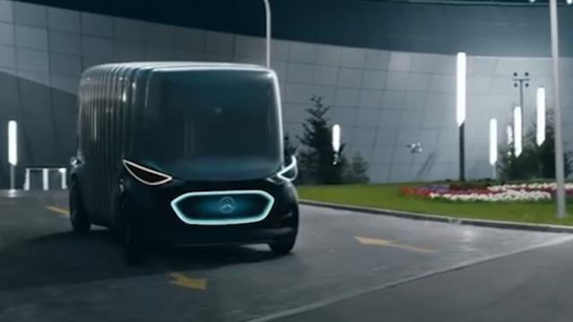 Mercedes ziet toekomst in modulaire zelfrijdende auto