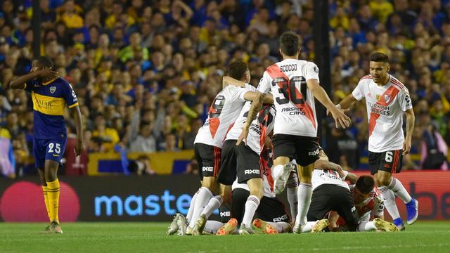 River Plate ten koste van rivaal Boca naar finale Copa Libertadores