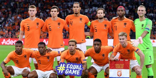 KNVB staat rond EK-kwalificatieduel met Duitsland stil bij sterfdag Cruijff