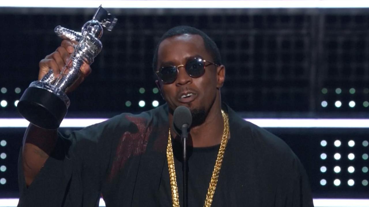 P. Diddy maakt beste hiphop-video bekend