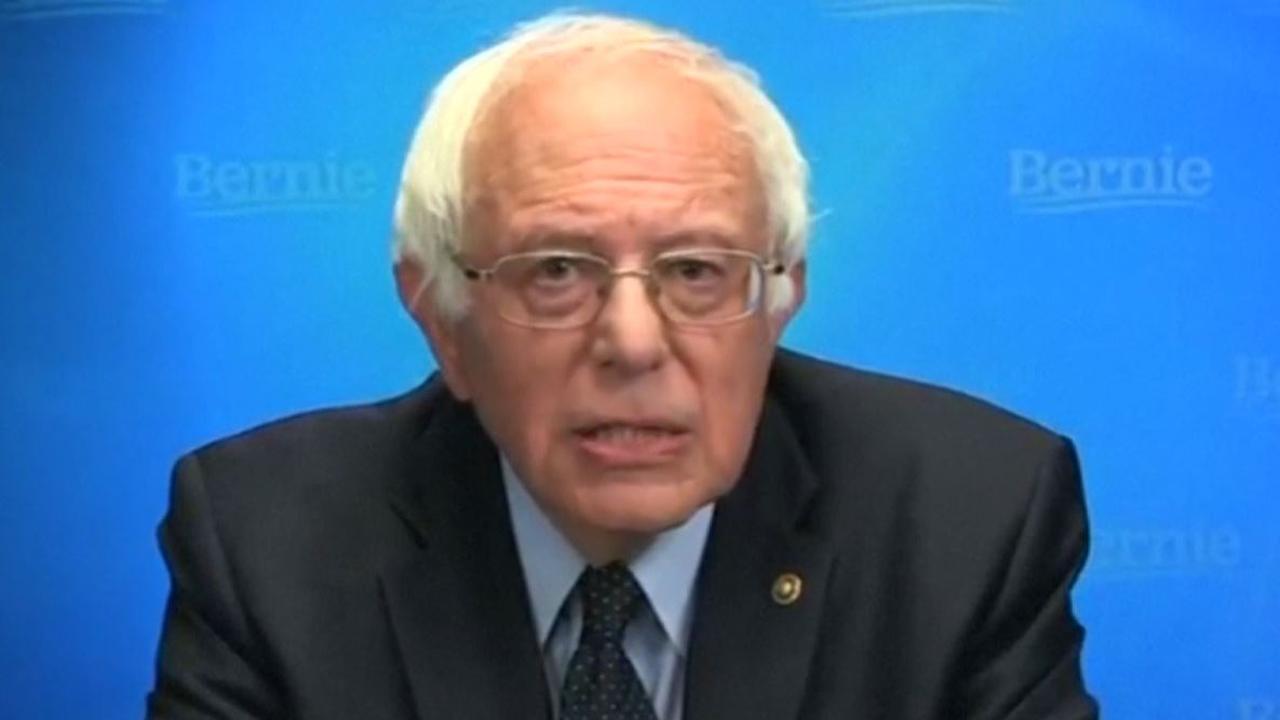 Sanders belooft Clinton te helpen in strijd tegen Trump