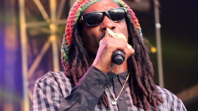 Snoop Dogg opgepakt in Zweden