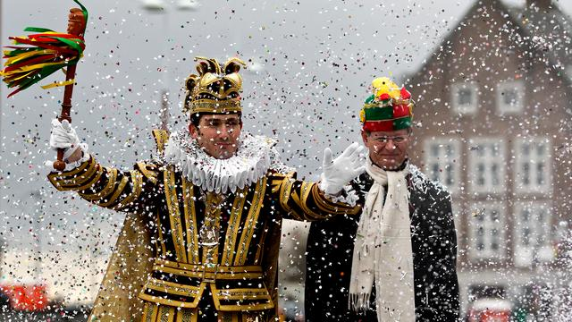 Venlo in rep en roer over 'Amsterdamse' prins carnaval